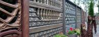 ogrodzenia betonowe śląskie