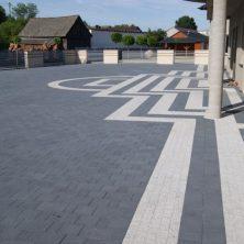 kostka betonowa Rossano gładkie śląskie