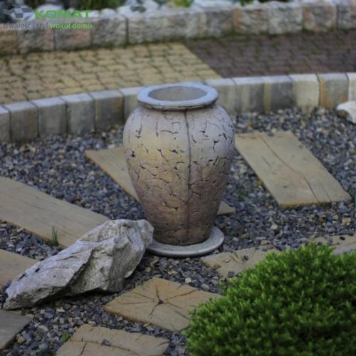 Donica ogrodowa śląskie