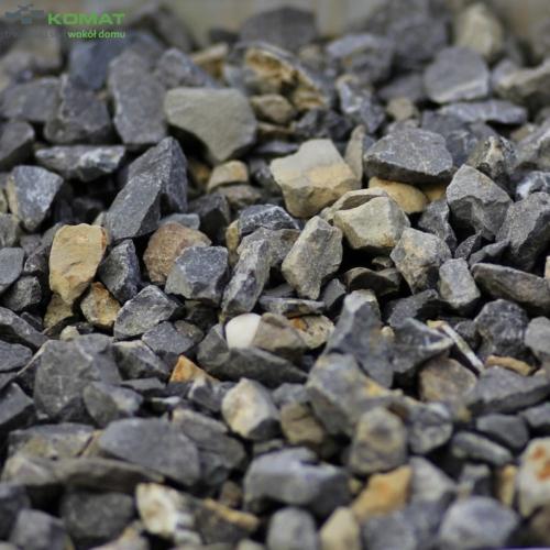 kamień ogrodowy grys śląskie