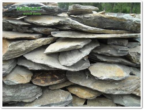 kamień łupek serycytowy  śląskie