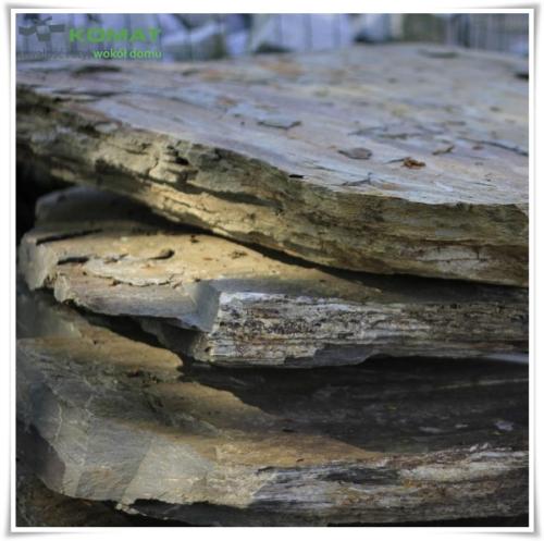 kamień łupek szarogłaz śląskie