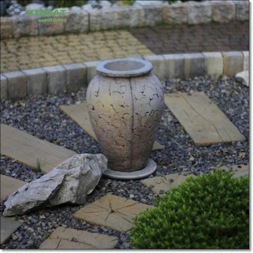 Kwietniki betonowe śląskie