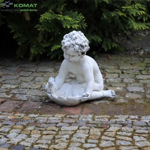 Rzeźby ogrodowe postacie bajkowe śląskie